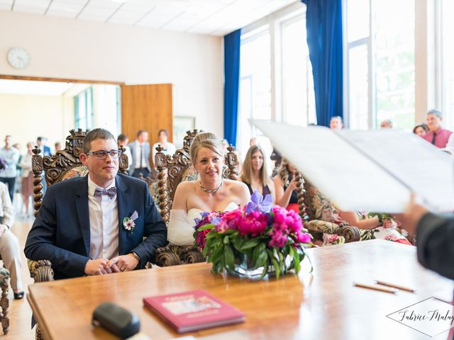 Le mariage de Tifany et Nicolas à Voiron, Isère 140