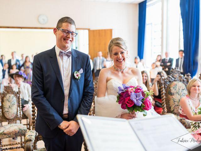 Le mariage de Tifany et Nicolas à Voiron, Isère 145