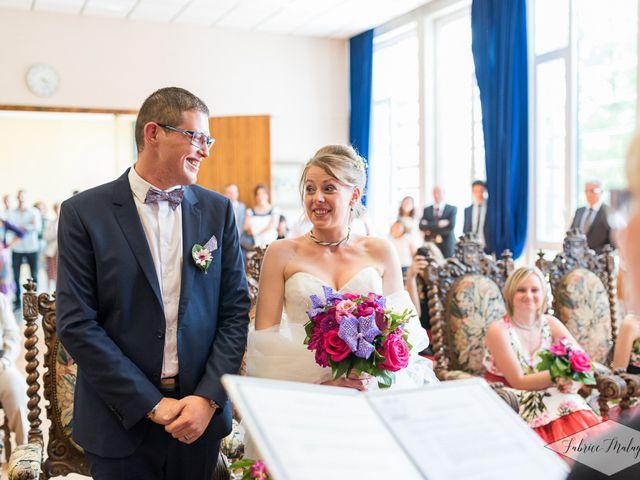 Le mariage de Tifany et Nicolas à Voiron, Isère 146