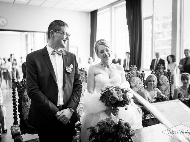 Le mariage de Tifany et Nicolas à Voiron, Isère 148