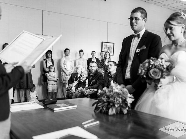 Le mariage de Tifany et Nicolas à Voiron, Isère 151