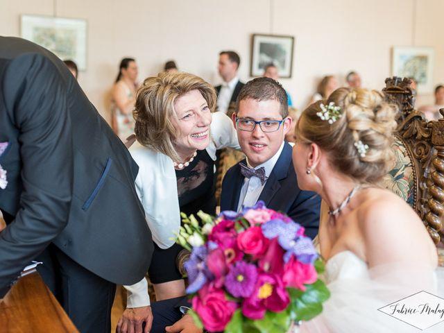 Le mariage de Tifany et Nicolas à Voiron, Isère 161