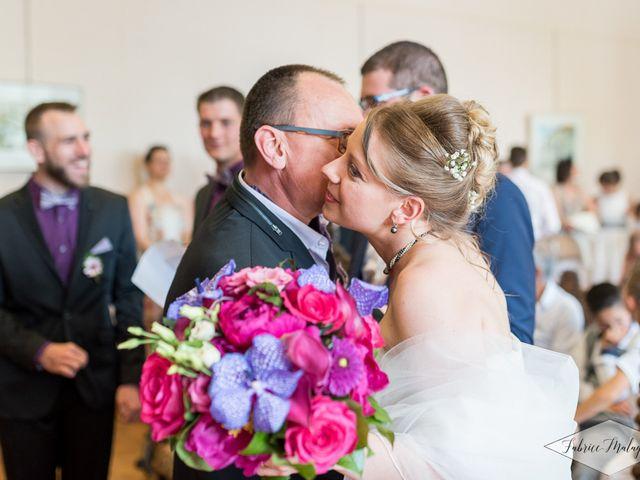Le mariage de Tifany et Nicolas à Voiron, Isère 165