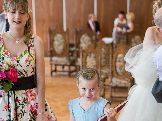 Le mariage de Tifany et Nicolas à Voiron, Isère 178