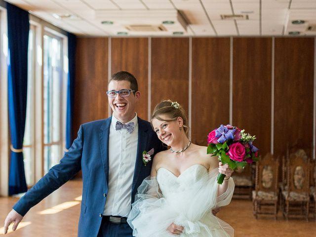Le mariage de Tifany et Nicolas à Voiron, Isère 1