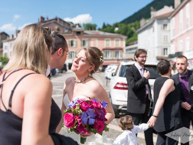 Le mariage de Tifany et Nicolas à Voiron, Isère 196