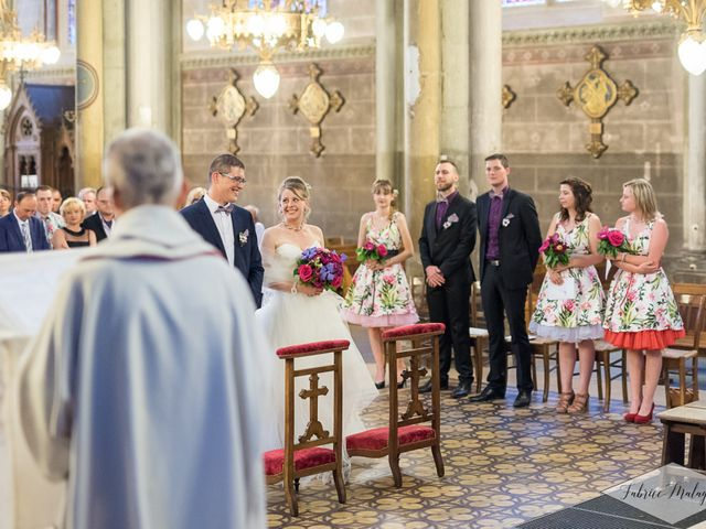 Le mariage de Tifany et Nicolas à Voiron, Isère 228
