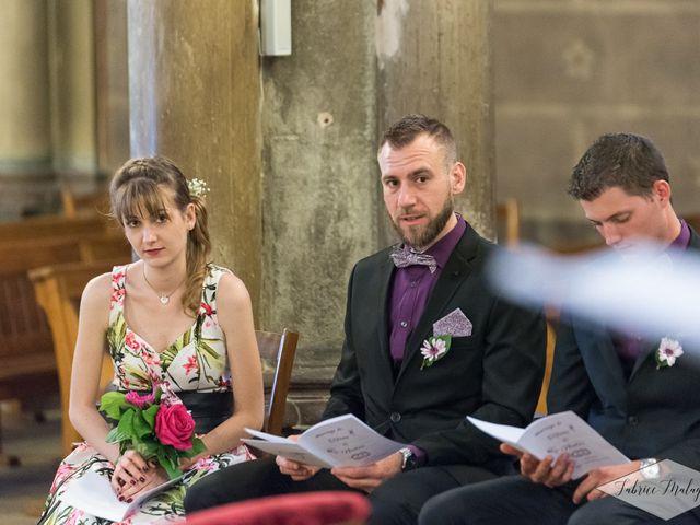 Le mariage de Tifany et Nicolas à Voiron, Isère 238