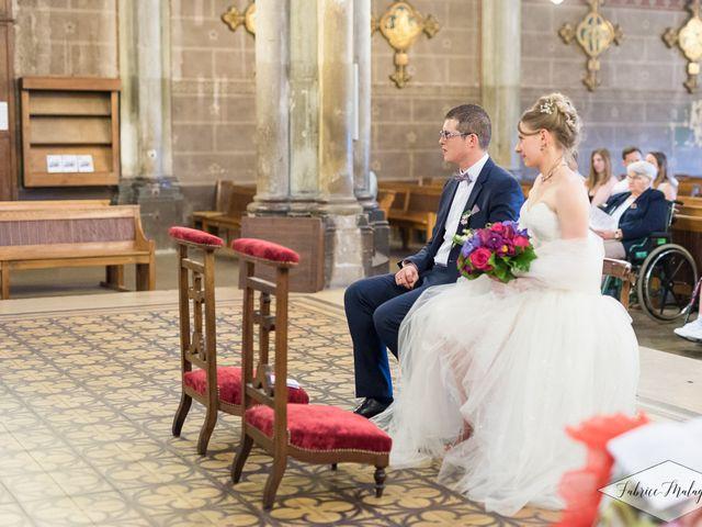 Le mariage de Tifany et Nicolas à Voiron, Isère 246