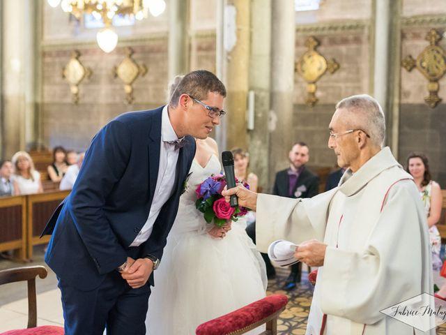 Le mariage de Tifany et Nicolas à Voiron, Isère 261