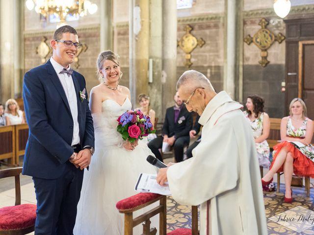 Le mariage de Tifany et Nicolas à Voiron, Isère 262