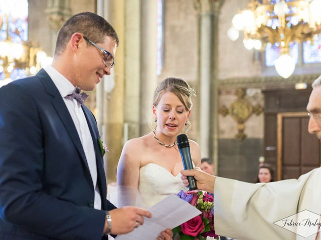 Le mariage de Tifany et Nicolas à Voiron, Isère 264