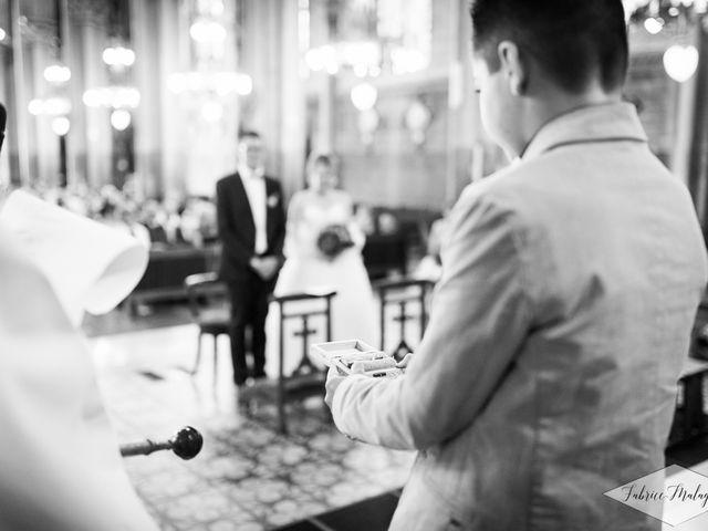 Le mariage de Tifany et Nicolas à Voiron, Isère 273