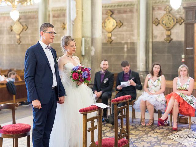 Le mariage de Tifany et Nicolas à Voiron, Isère 283