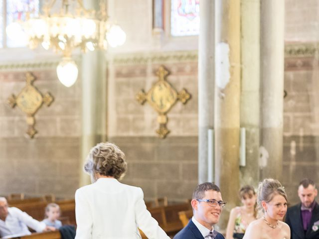 Le mariage de Tifany et Nicolas à Voiron, Isère 296