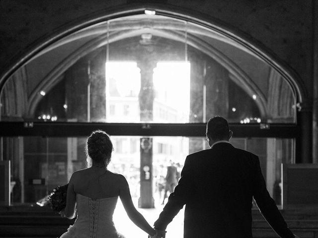 Le mariage de Tifany et Nicolas à Voiron, Isère 311