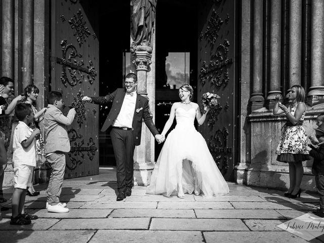 Le mariage de Tifany et Nicolas à Voiron, Isère 317