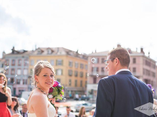 Le mariage de Tifany et Nicolas à Voiron, Isère 320