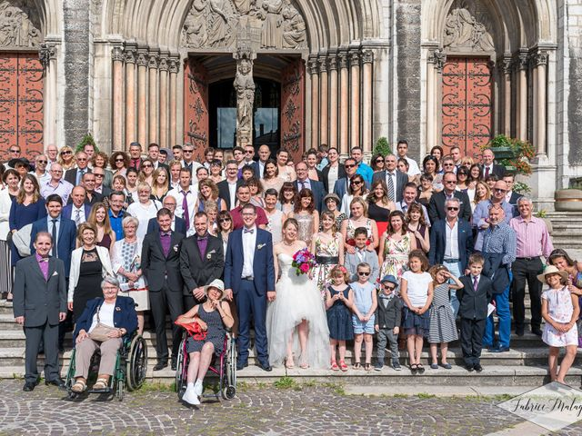 Le mariage de Tifany et Nicolas à Voiron, Isère 322