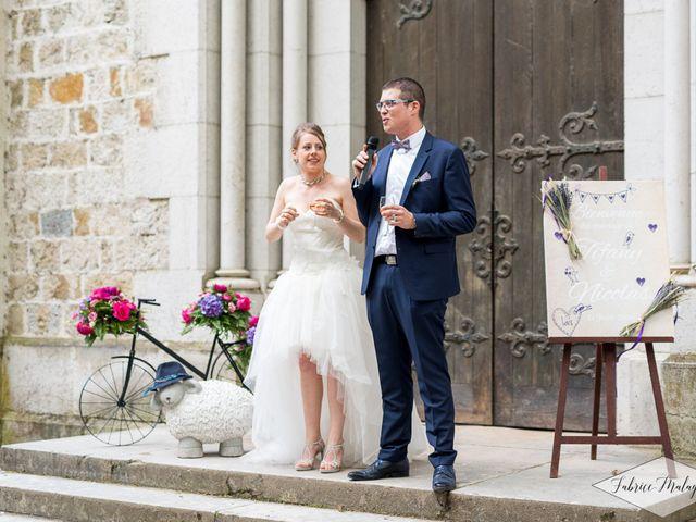 Le mariage de Tifany et Nicolas à Voiron, Isère 348