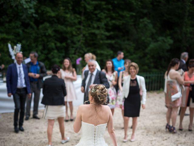 Le mariage de Tifany et Nicolas à Voiron, Isère 353