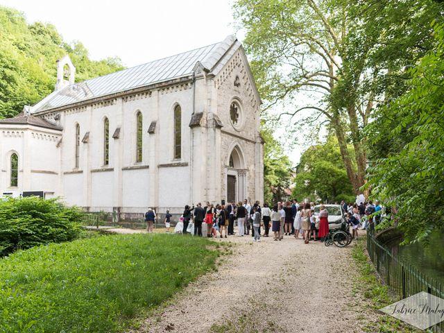 Le mariage de Tifany et Nicolas à Voiron, Isère 363