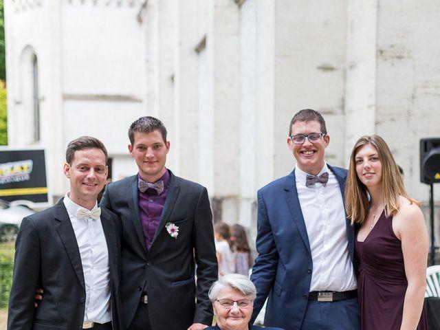 Le mariage de Tifany et Nicolas à Voiron, Isère 370