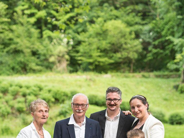 Le mariage de Tifany et Nicolas à Voiron, Isère 376