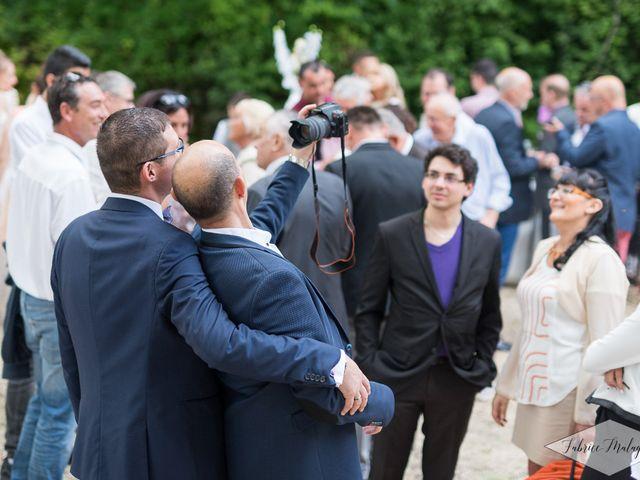 Le mariage de Tifany et Nicolas à Voiron, Isère 384