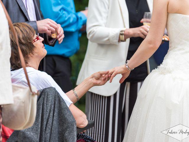Le mariage de Tifany et Nicolas à Voiron, Isère 392