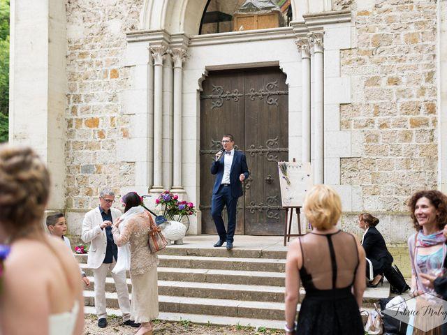Le mariage de Tifany et Nicolas à Voiron, Isère 397