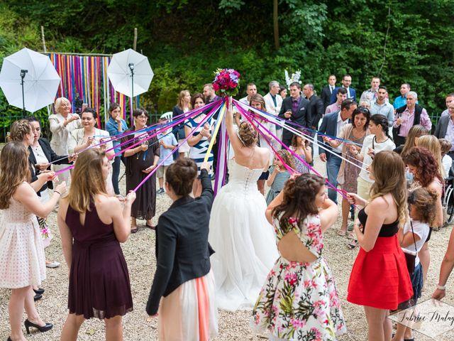 Le mariage de Tifany et Nicolas à Voiron, Isère 398