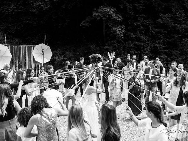 Le mariage de Tifany et Nicolas à Voiron, Isère 399