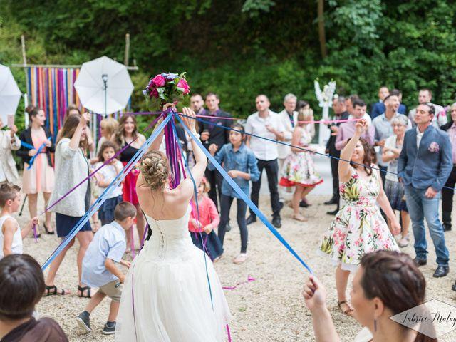 Le mariage de Tifany et Nicolas à Voiron, Isère 401