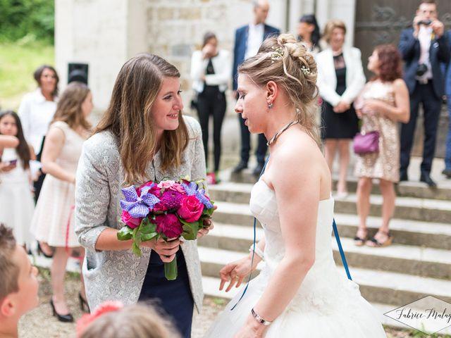 Le mariage de Tifany et Nicolas à Voiron, Isère 405