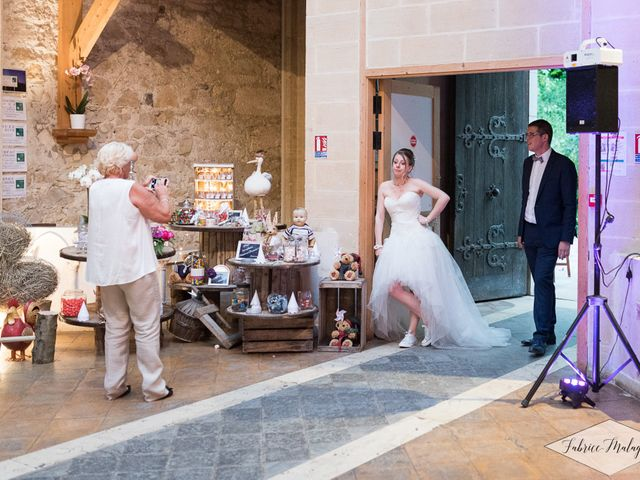 Le mariage de Tifany et Nicolas à Voiron, Isère 417