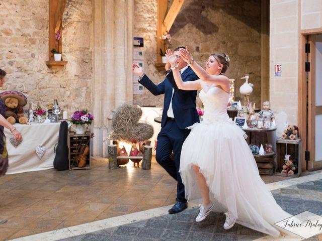 Le mariage de Tifany et Nicolas à Voiron, Isère 418