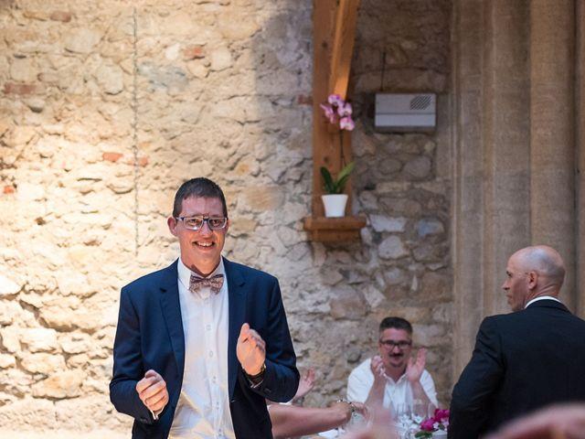 Le mariage de Tifany et Nicolas à Voiron, Isère 420