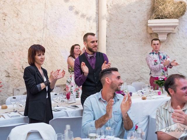 Le mariage de Tifany et Nicolas à Voiron, Isère 421