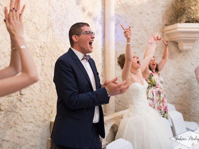 Le mariage de Tifany et Nicolas à Voiron, Isère 422