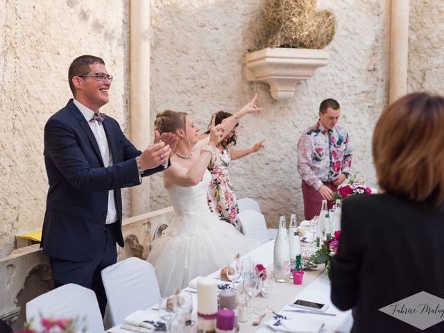 Le mariage de Tifany et Nicolas à Voiron, Isère 423