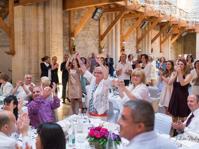 Le mariage de Tifany et Nicolas à Voiron, Isère 424