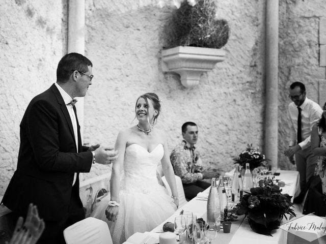 Le mariage de Tifany et Nicolas à Voiron, Isère 428