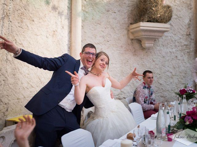 Le mariage de Tifany et Nicolas à Voiron, Isère 429
