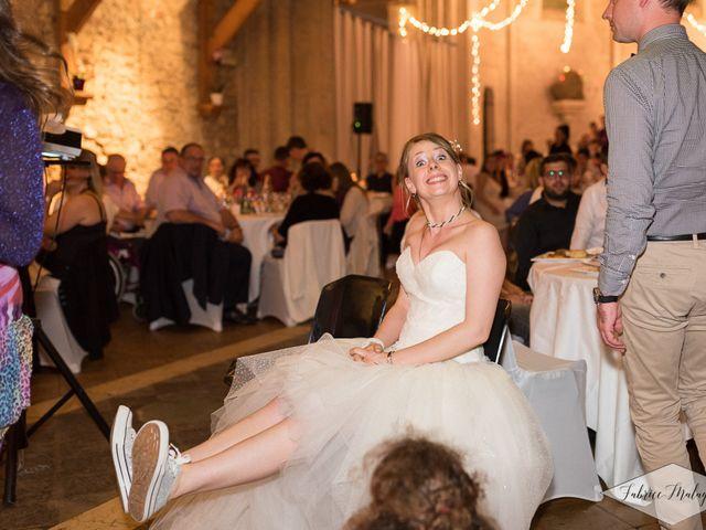 Le mariage de Tifany et Nicolas à Voiron, Isère 441