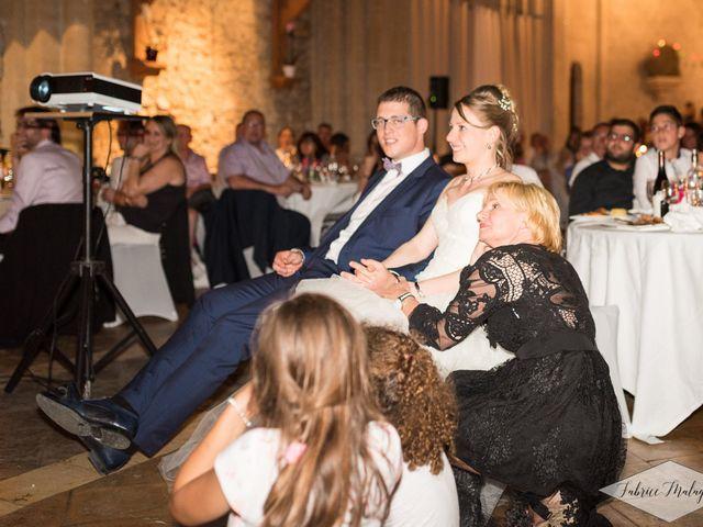 Le mariage de Tifany et Nicolas à Voiron, Isère 442