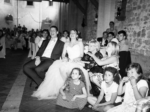 Le mariage de Tifany et Nicolas à Voiron, Isère 443