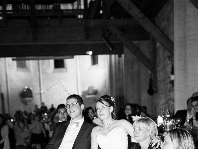 Le mariage de Tifany et Nicolas à Voiron, Isère 447
