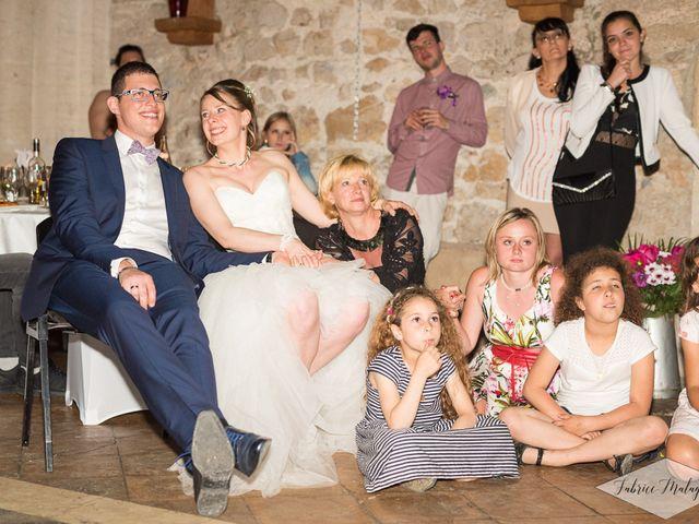 Le mariage de Tifany et Nicolas à Voiron, Isère 448