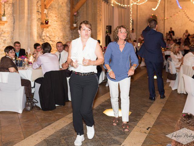 Le mariage de Tifany et Nicolas à Voiron, Isère 455
